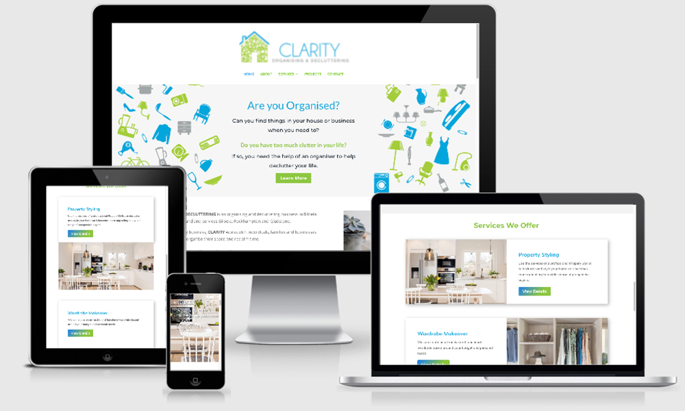Clarity Organising & Decluttering - Biloela